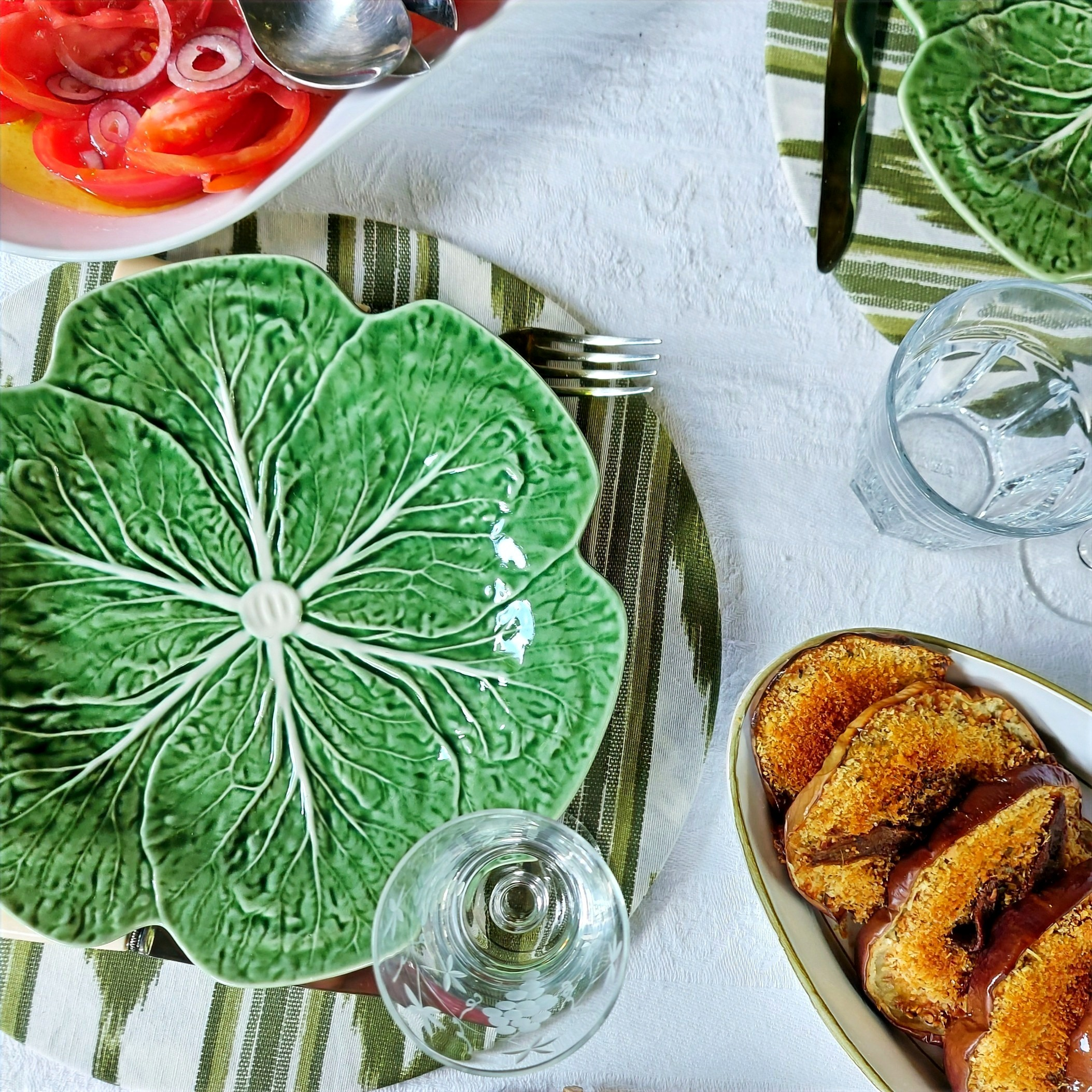 Mytablitas Ikat green