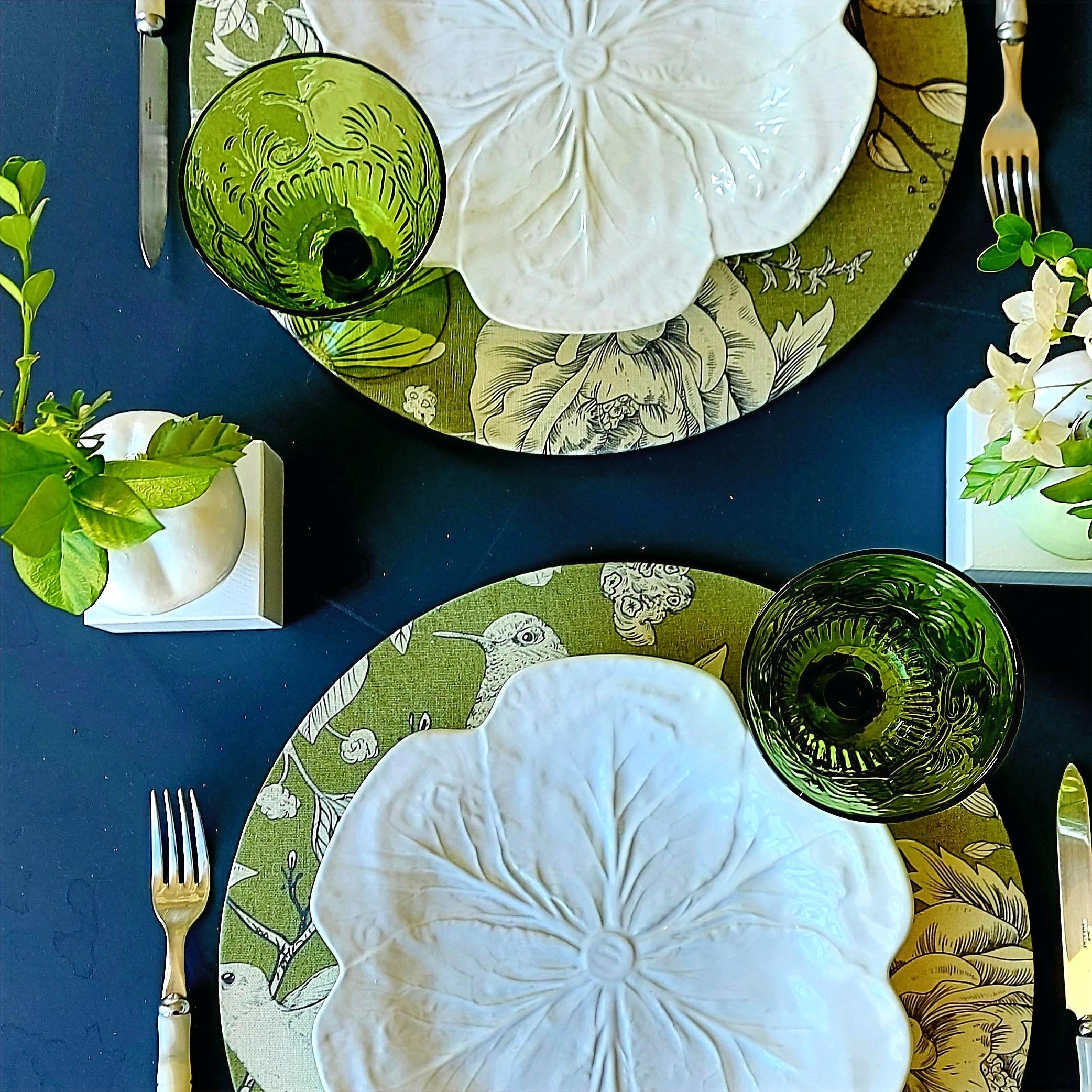 Mytablitas Green Colibri. Eco-cotton