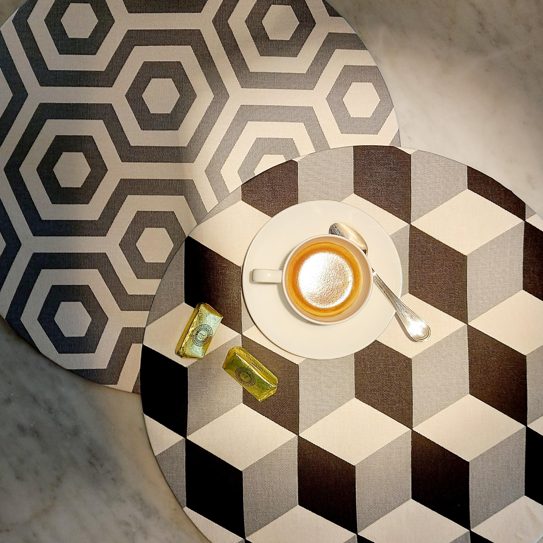Mytablitas Optical Cube & Hexagon