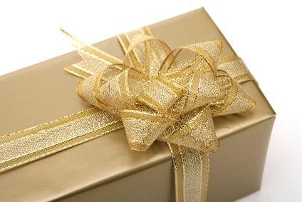 Achat et emballage de cadeaux