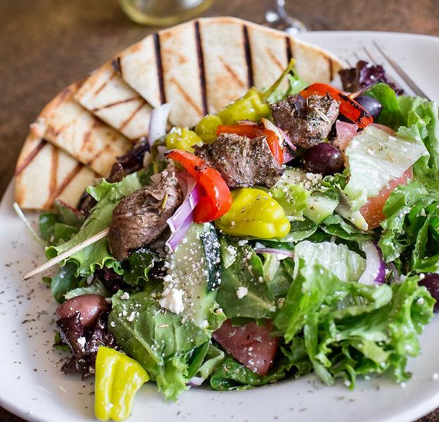 Lamb Tycoon Greek Salad