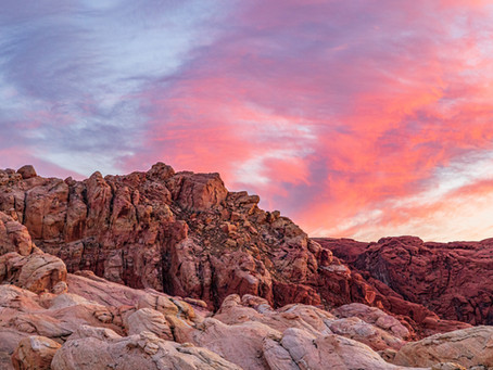 How Accessible Is Accessible: The Valley Of Fire State Park