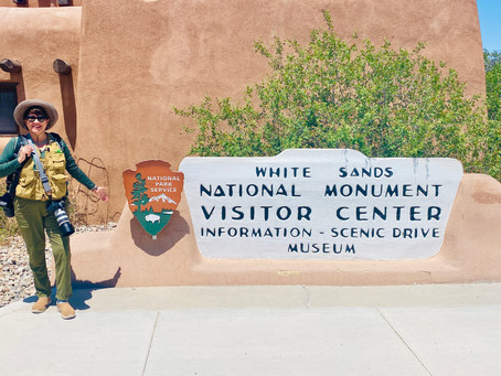 How Accessible Is Accessible: White Sands National Park