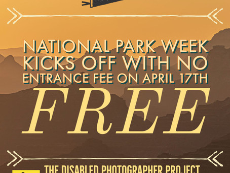 National Park Week: Free Admission!