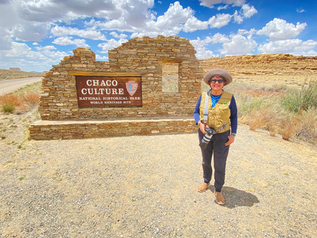 How Accessible is accessible: chaco culture national historical park