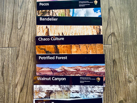 8 National Parks In 8 Days, Hotel Stays Oh My...