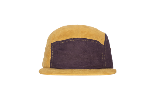"Five Panel ""Suede"""