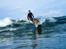 Tim, Founder of Kura Kura Surf Camp