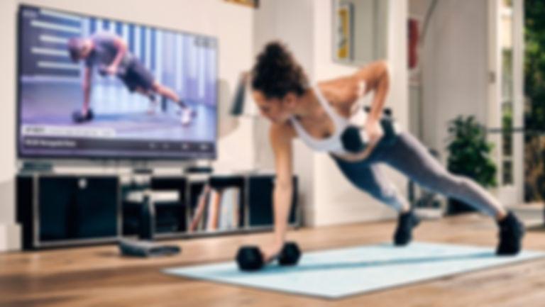 Trainer Maxim - online personal training