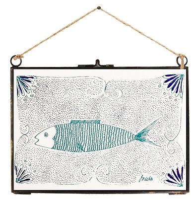 sardine limited edition print
