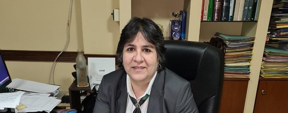 Silvia Abraham, es Contadora y está a cargo del Área Contable Sector Comercial, de la Caja Popular de Ahorros de la provincia de Tucumán.