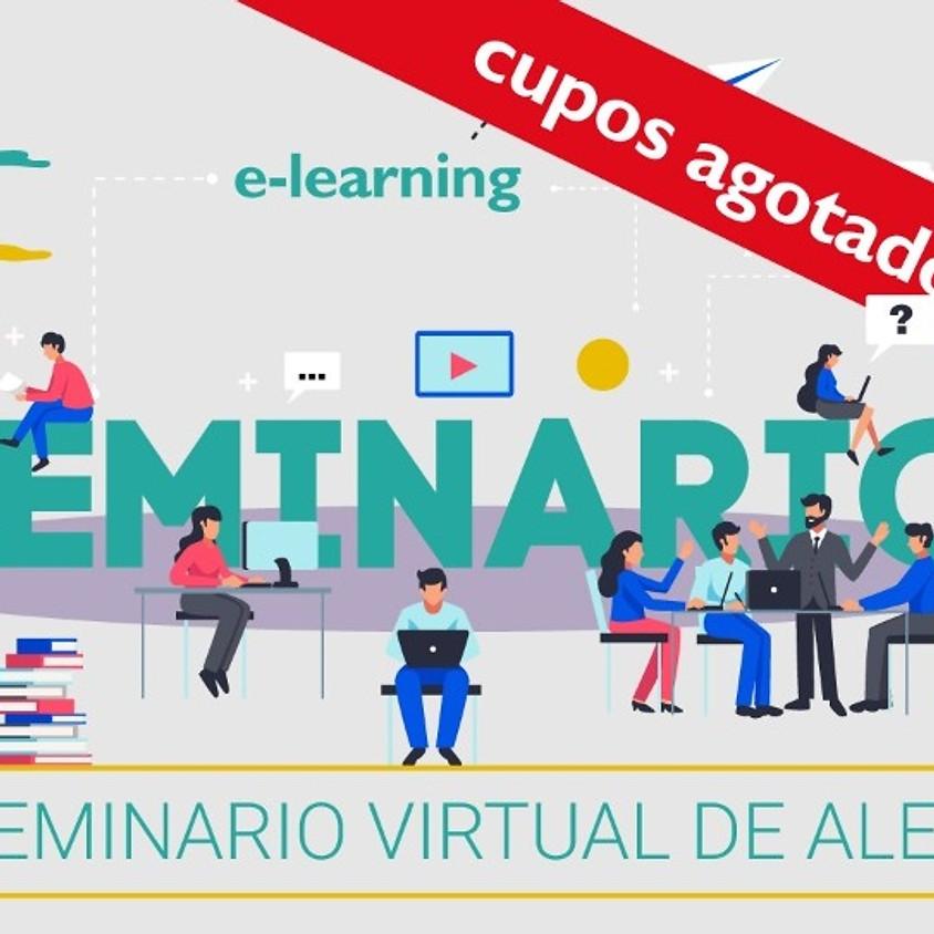 """Cupos completos para Seminario Virtual """"Introducción a la Administración y Gestión de los Juegos de Azar en Argentina""""."""
