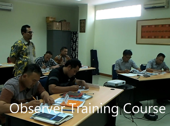 Observer Course