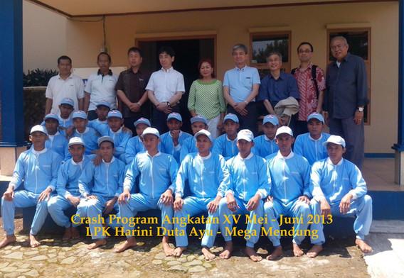 CP XV Mei - Jun 2013