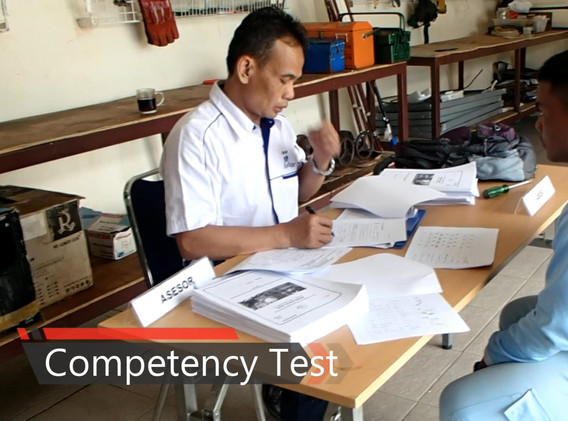 Competency Test