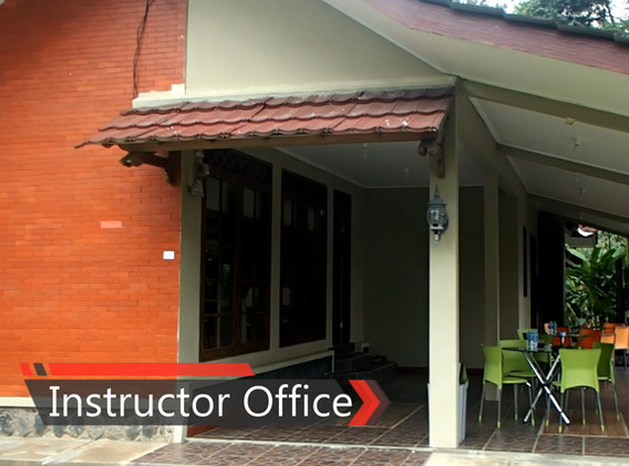 Instructor Office