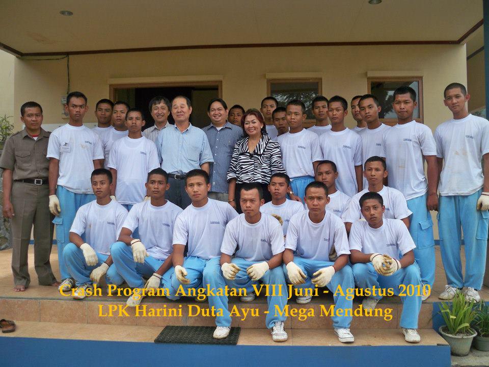 CP VIII Jun - Ags 2010