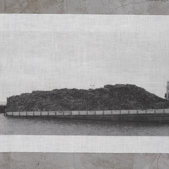 Barge de bois (Anticosti)