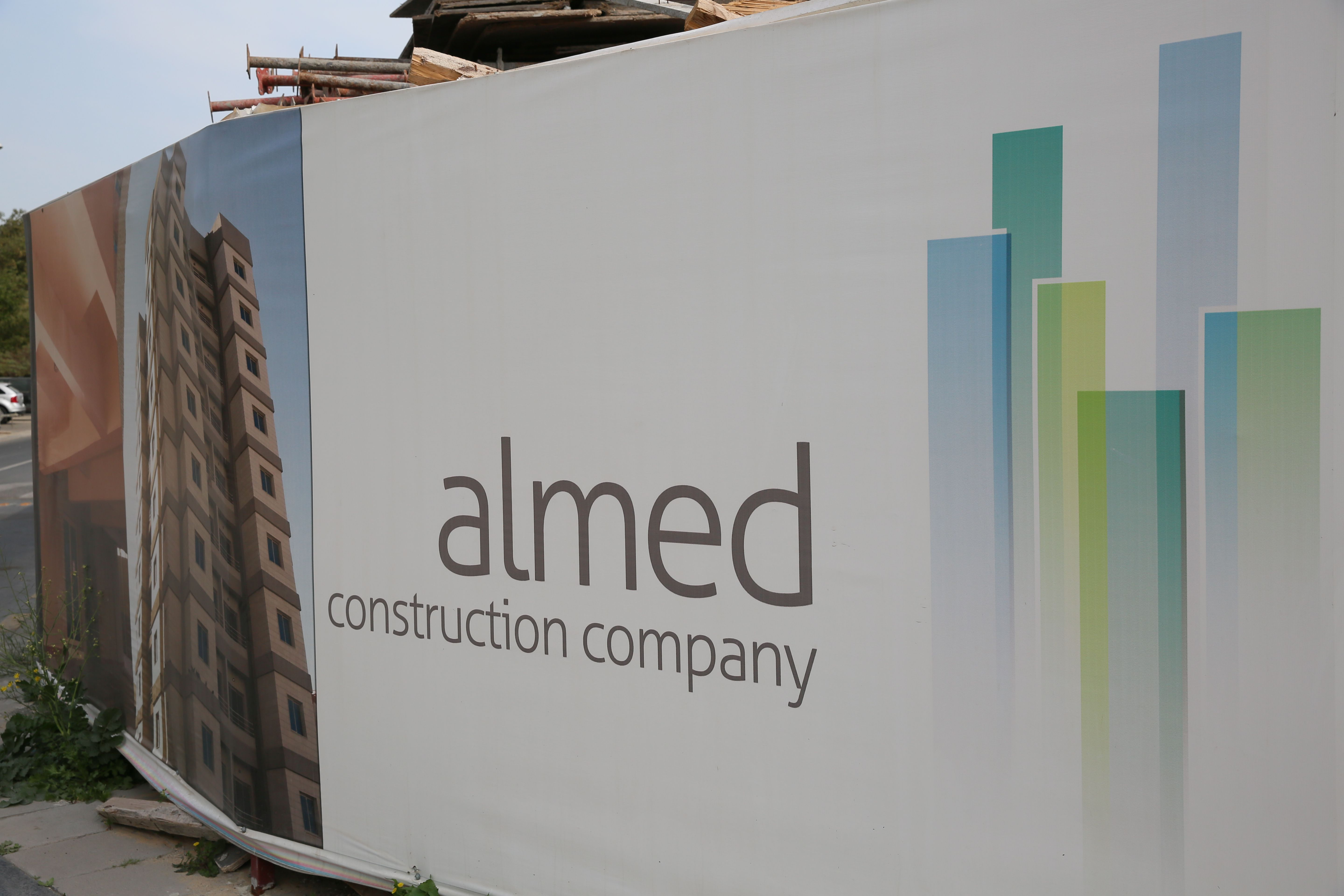 Projects | Almed Construction Co