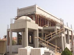 مشروع إنشاء شاليه ببنيدر