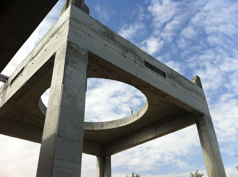مشروع إنشاء شاليه ببنيدر 3