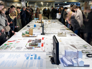 Exposition Habitat Participatif