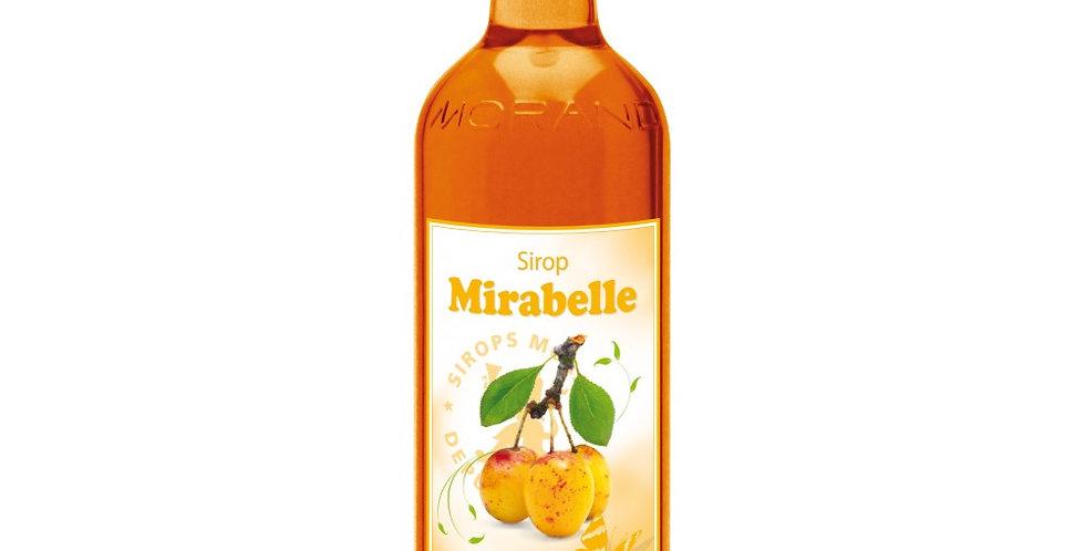 Sirop Morand mirabelle 1 L