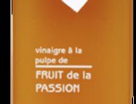 Vinaigre pulpe fruit de la passion Libeluile 10cl