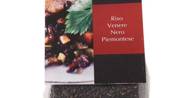Riz noir piémontais Naturalmente 300g