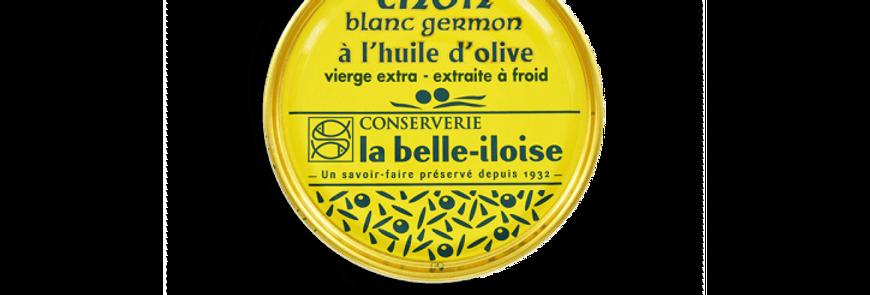 Thon blanc germon à l'huile d'olive la belle-iloise