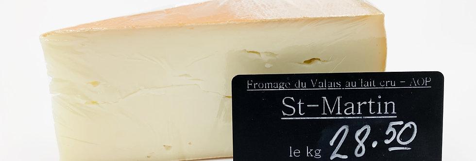 St-Martin - lait cru