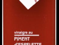 Vinaigre pulpe de piment d'espelette libeluile 10cl