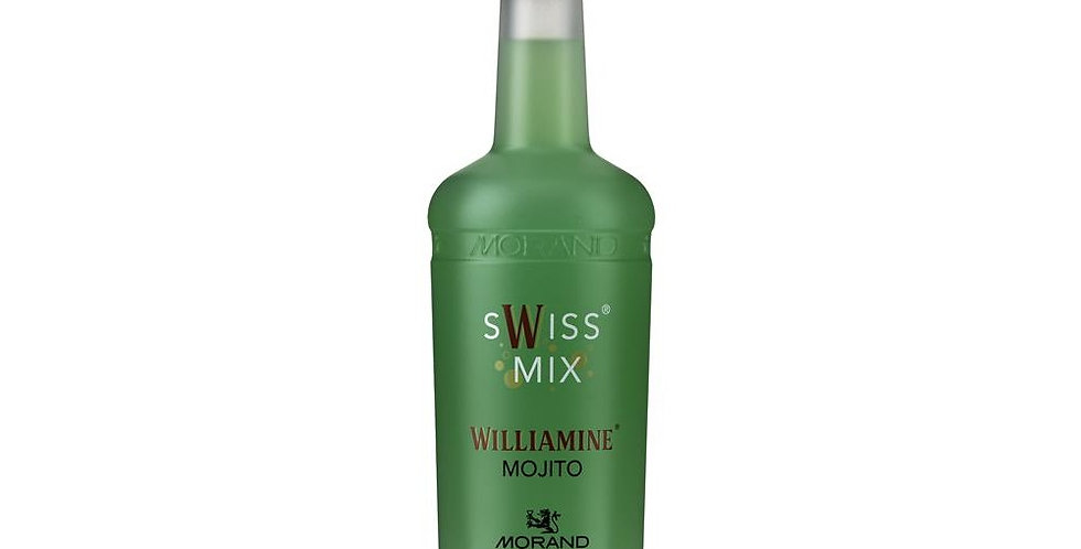 Swiss mix Williamine Mojito Morand 70cl