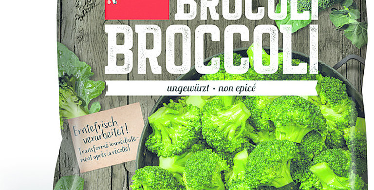 Broccolis non épicé Findus 600g