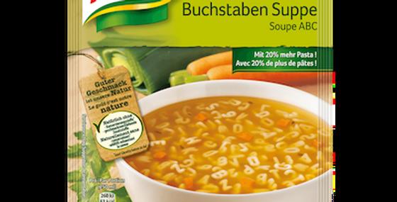 Soupe ABC Knorr 71g