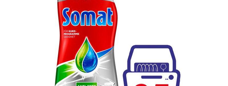Détergent lave-vaisselle Power Gel Somat 700ml
