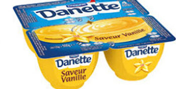 Dessert danette Danone 4 x 125g