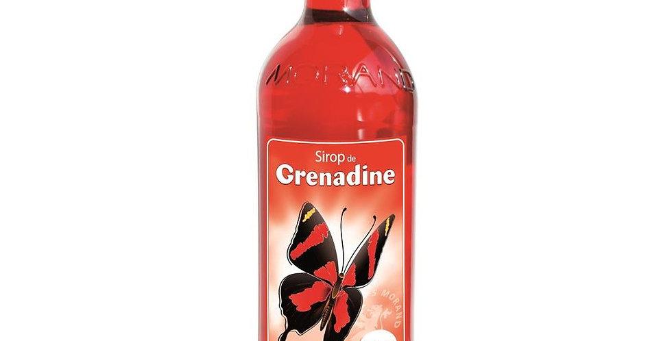 Sirop Morand arôme grenadine 1 L