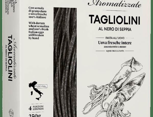 Tagliolini encre de seiche Spinosi 250g