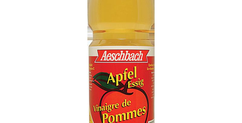 Vinaigre de pommes Aeschbach 1L