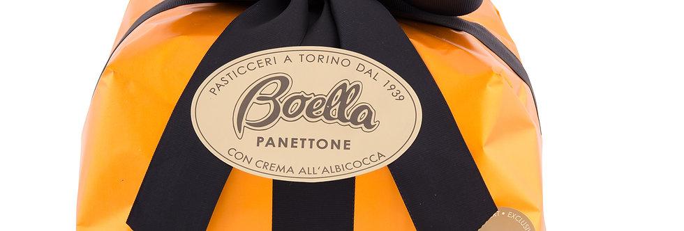 Panettone crème abricot Boella 1kg