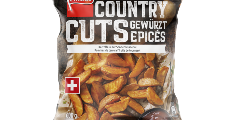Country cuts épicés suisse Findus 600g