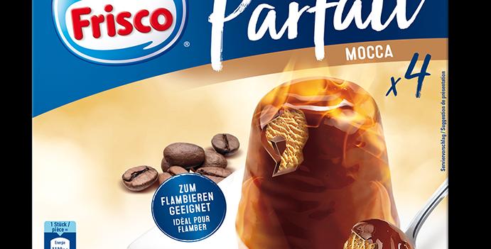 Parfait Mocca Nestlé Frisco 4pces