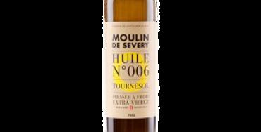 Copie de Huile de tournesol Moulin Severy 50cl