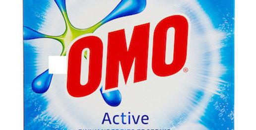 Lessive poudre Active OMO 22 lessives