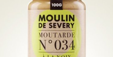 Moutardes Moulin de Severy 100g