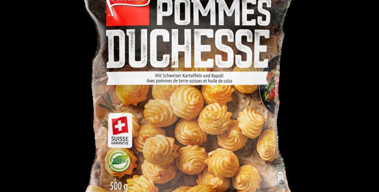 Pommes duchesse suisse garantie Findus 500g