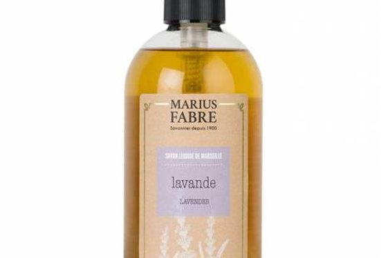 Savon liquide de Marseille Marius Fabre 500ml