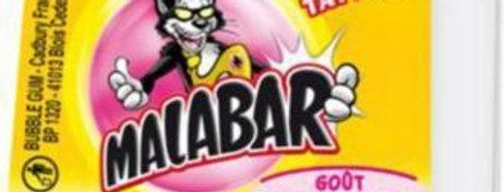 Chewing gum Tutti Frutti Malabar 1pce