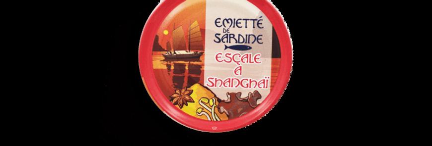 Émietté de sardine Escale à Shanghai la belle-iloise 80g
